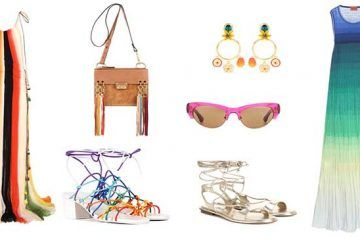 Look of the week - Rainbow trend_MilanoPlatinum