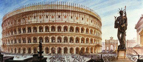 Colosso di Nerone - Di pontuali.com [CC BY-SA 4.0], attraverso Wikimedia Commons
