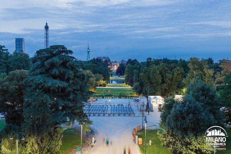 Il Milano Film Festival al parco