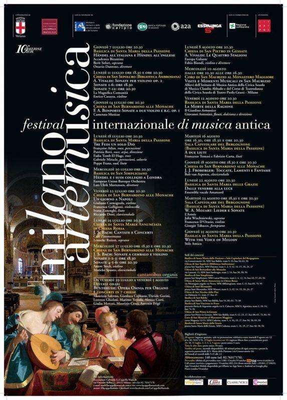 Musica Antica - Locandina