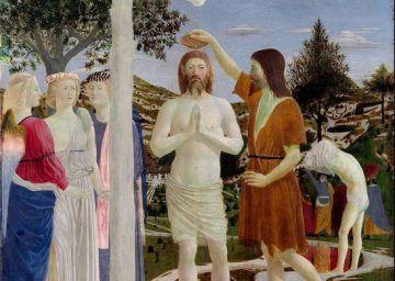 Piero della Francesca, Battesimo di Cristo