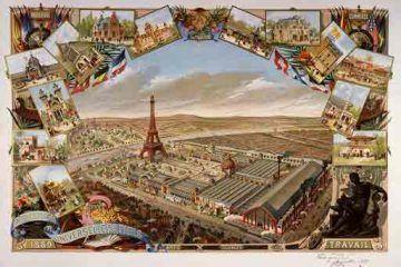 EXPO 1889 PARIGI