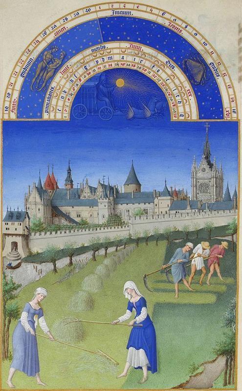 Giugno - Public Domain via Wikipedia Commons