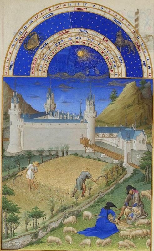Luglio - Public Domain via Wikipedia Commons