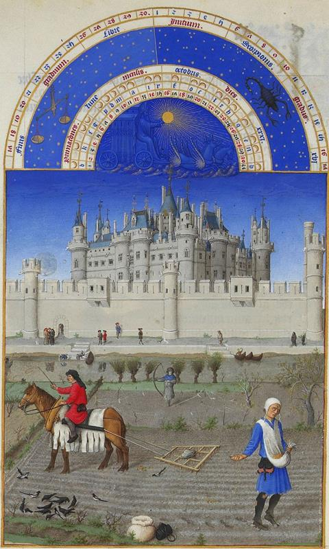 Ottobre - Public Domain via Wikipedia Commons