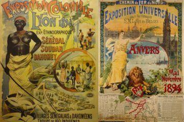 EXPO 1984 ANVERSA E LIONE