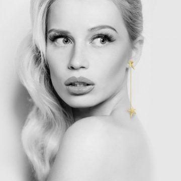 Diva Gioielli PiperStar Earrings Pendant