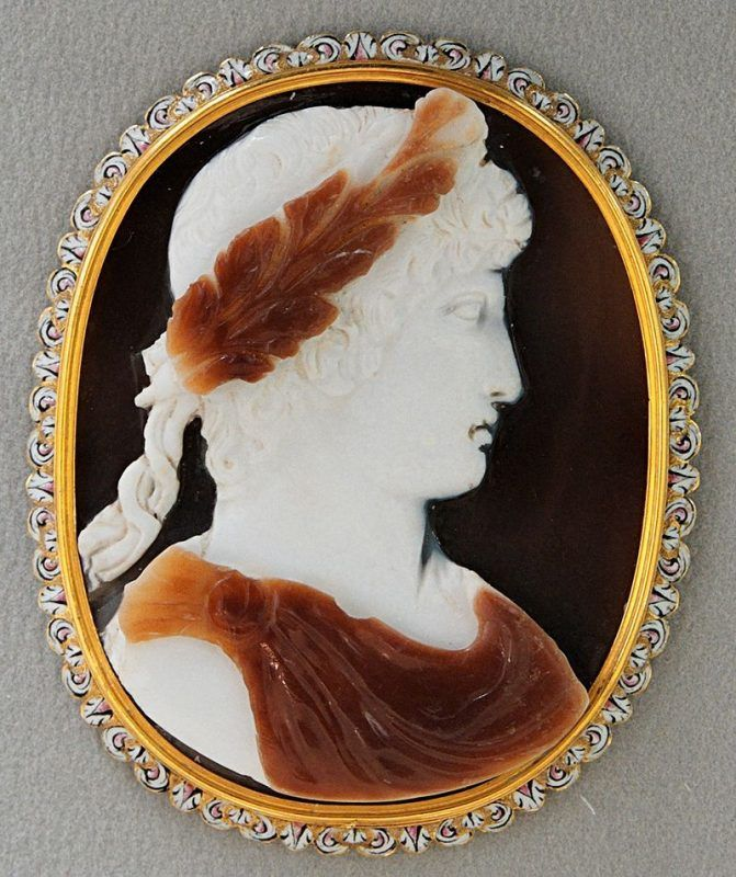 Cameo Antinoo - See page for author [CC BY 2.5], via Wikimedia Commons
