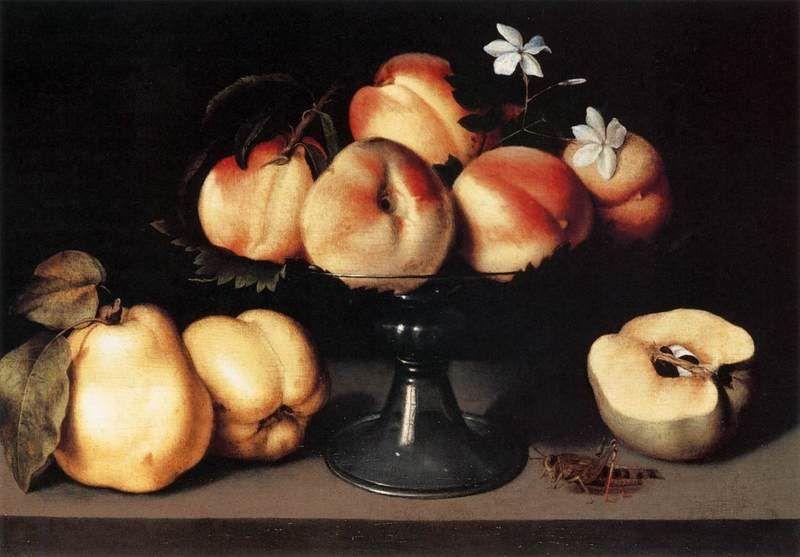 Fede_Galizia_-_Still-Life, 1610 ca. - Public Domain