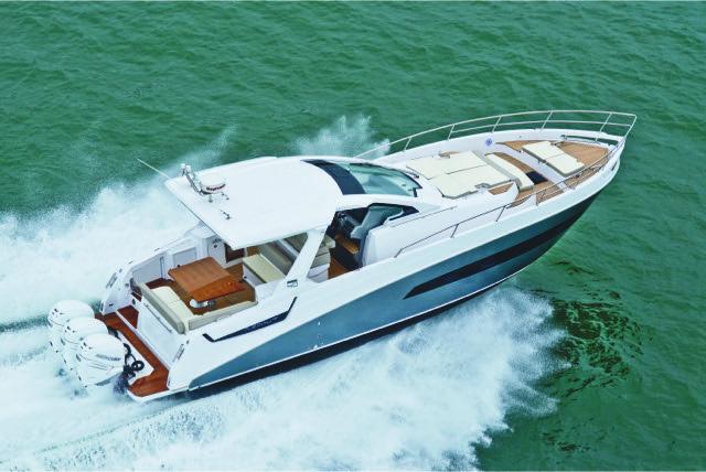 Azimut Verve 40-Azimut-Yachts