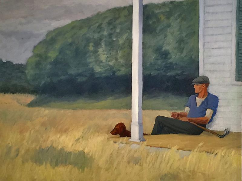 Edward Hopper, Cladigger, 1935 - Flickr