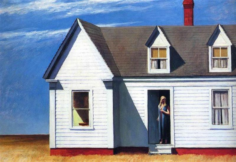 Edward Hopper, High Noon, 1949 - Wikiart