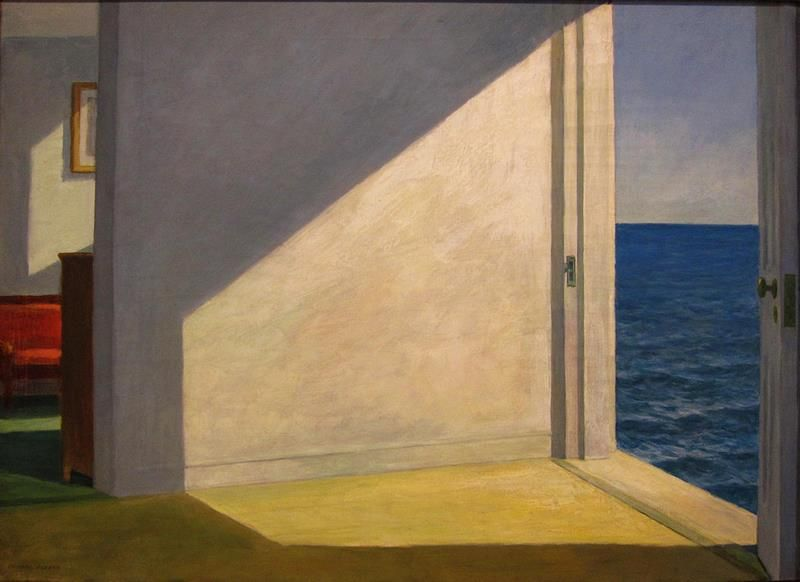 Edward Hopper, Rooms By The Sea, 1951 - Flickr