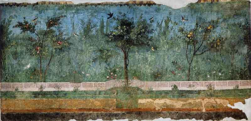 """Le """"tranquille dimore degli dei"""": i giardini dell\'antica Roma ..."""