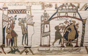 Bayeux_Tapestry_32-33_comet_Halley_Harold_Di-Myrabella-(Opera-propria)-[Public-domain-o-CC0],-attraverso-Wikimedia-Commons