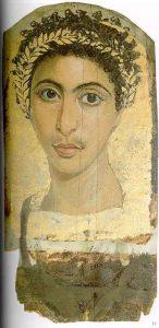Ritratto di Gayet, Museo Egizio di Berlino - Public-Domain-via-Wikipedia-Commons.