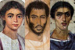 Fayum-Portraits