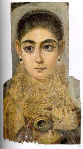 Mummy-portrait-of-a-young-woman,-3rd-century,-Louvre,-Paris---Public-Domain-via-Wikipedia-Commons