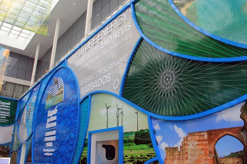 Padiglione Caribbean Community Plaza Expo 2017 - 001