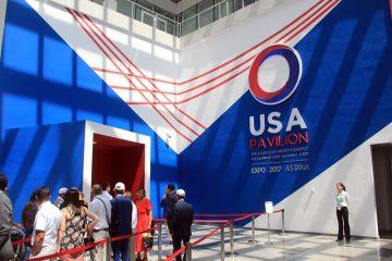 Padiglione Usa Expo 2017 - 001