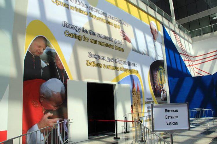 Padiglione Vaticano Expo 2017 - 001