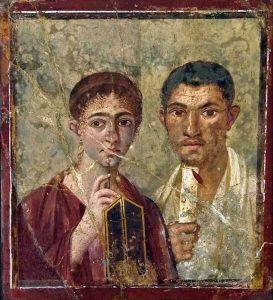 Paquius-Proculus-e-la-moglie,-Napoli---Public-Domain-via-Wikipedia-Commons