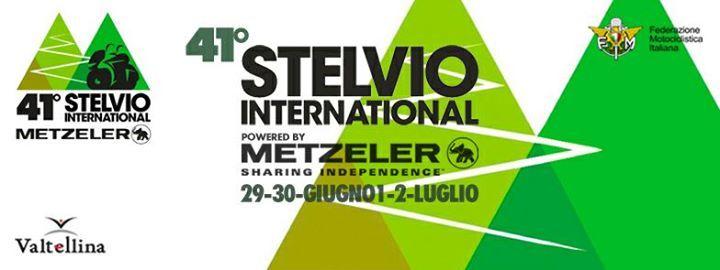 41° Motoraduno Stelvio International Metzeler