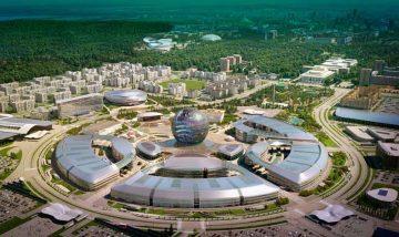 Pavillions_Expo_Astana © 2013-2014 EXPO-2017 ASTANA