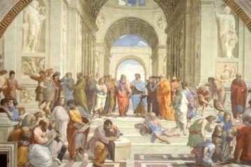 La Scuola di Atene_copertina
