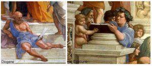 Diogene---Epicuro