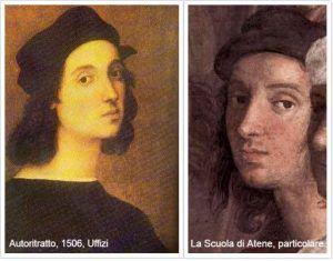 Raffaello,-Autoritratti---Public-Domain-via-Wikipedia-Commons