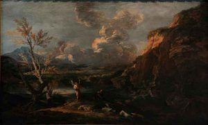 Salvator-Rosa,-Landscape-with-Tobit-and-the-Angel,-circa-1670-(MusÇe-des-Beaux-Arts-de-Strasbourg)---Public-Domain-via-Wikipedia-Commons