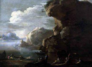 Salvator-Rosa,-Marina,-1630c.,-Collezione-privata,-Napoli--Pinterest