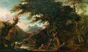Salvator-Rosa,-Mercurio-ed-Argo,---Pinterest