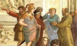 Socrate, Alessandro Magno e gli altri discepoli