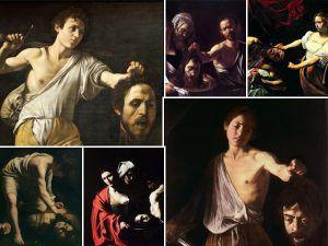 Caravaggio - Public Domain via Wikipedia Commons