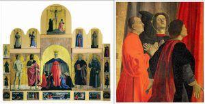 Piero della Francesca, Polittico della Misericordia, 1444-64 (Sansepolcro, Museo civico)