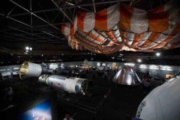 """NASA-A-Human-Adventure_La sezione """"Innovazione"""" Photo courtesy of John Nurminen Events B.V."""