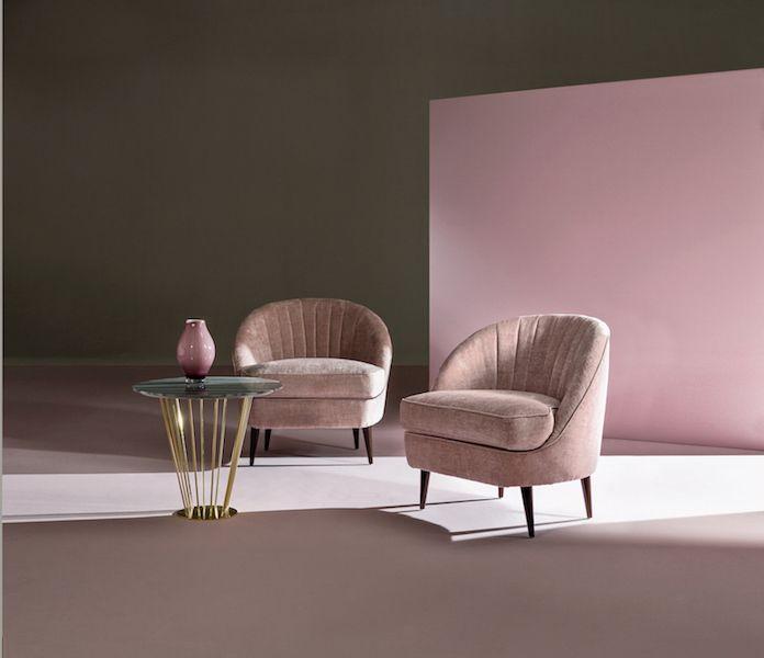 Ariel leggerezza e levit per la nuova collezione di for Nuova mobili