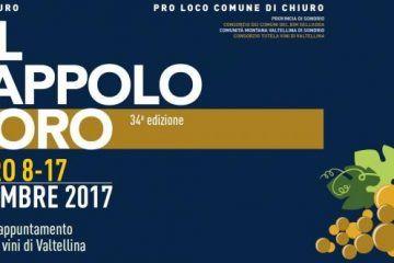 Grappolo d'Oro 2017, Chiuro, Valtellina