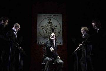 Atti osceni - Teatro Elfo Puccini