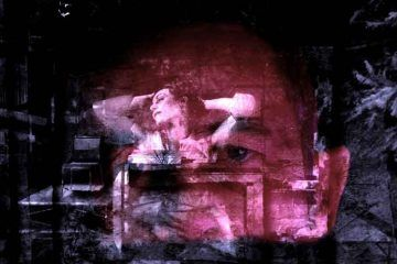 Teatro Out Off_Harold Pinter_Landscape-nella-foto-Christine-Reinhod-e-Derek-Allen