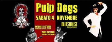 Pulp Dogs - Blues House di Milano