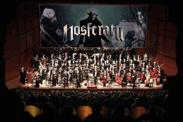 Proiezione NOSFERATU - Orchestra Sinfonica di Milano Giuseppe Verdi