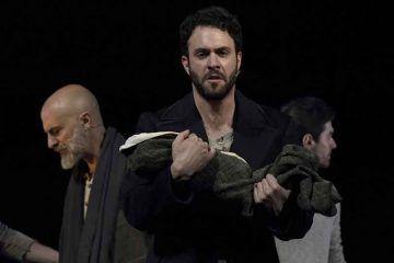 Teatro Carcano - Il viaggio di Enea - foto-Luca-dAgostino