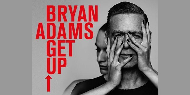 Bryan Adams - Get Up Tour - Mediolanum Forum