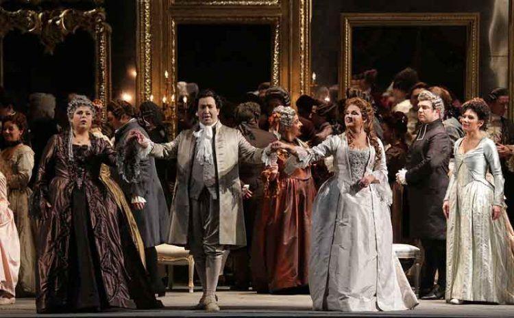 Andrea Chénier - Teatro alla Scala