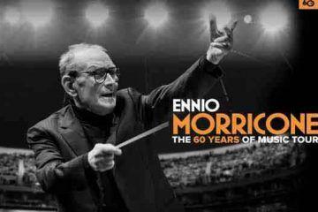 Ennio Morricone - 60 Years of Music Tour - Mediolanum Forum