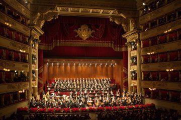 Concerto di Natale - Teatro alla Scala