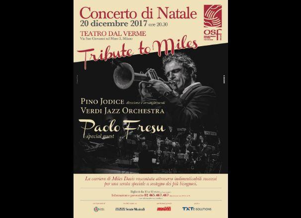 Tribute to Miles - Teatro Dal verme